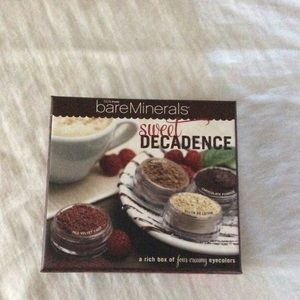 "Bare Minerals ""Sweet Decadence"" Eye Shadow set"
